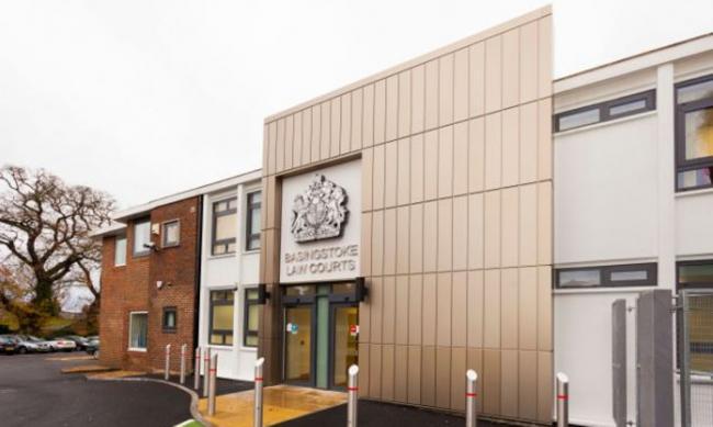 Basingstoke court building
