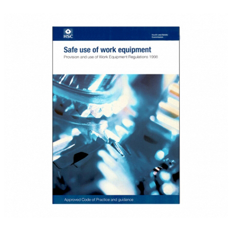 Safe use of Work equipment document