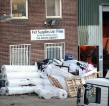 Felt Supplies Ltd building