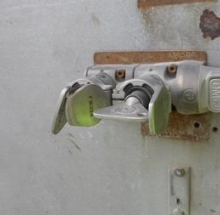 Piece of unsafe machinery involved in the incident